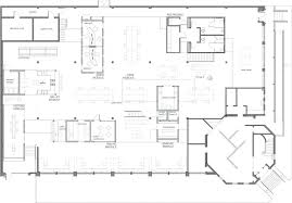 The Red Cottage Floor Plans by Commercial Building Floor Plan Designs
