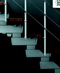 Stair Options by Modern Staircase Kit Modern And Traditional And Spiral