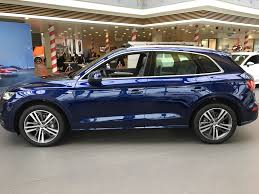 Audi Q5 Blue - new shape audi q5 delivery times options colours and tow bar