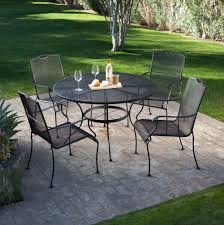 Used Patio Furniture Used Wrought Iron Patio Furniture Sets For Sale Home Design Ideas