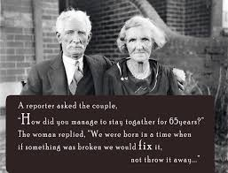 Long Lasting Love Quotes by Long Gone Is The Time Of Fixing We Live In A