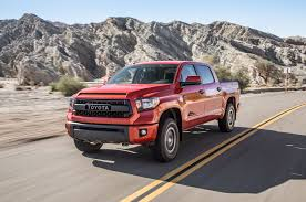 Toyota Tundra Dually Price 2015 Toyota Tundra Trd Pro Review First Test Motor Trend