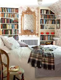 Best  Library Bedroom Ideas On Pinterest Bedroom Wall Shelves - Ideas in the bedroom