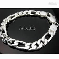 bracelet silver mens images Silver for men jpg