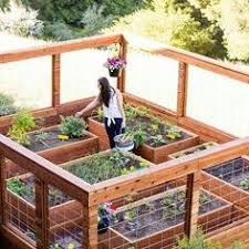 Raised Vegetable Garden Ideas Great Set Up For A Veggie Garden Adorable Decor Beautiful