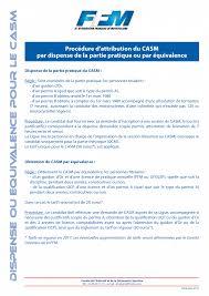 dispense pdf dispense ou equivalence casm ffmoto