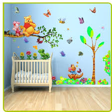 Pooh Nursery Decor Pooh Nursery Decor Classic The Home Furniture And Themed Baby