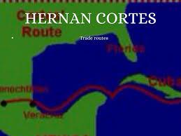 Hernando De Soto Route Map by Spain By Savannah Hernandez