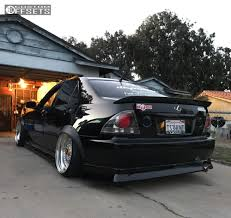 lexus is300 jdm 2003 lexus is300 bbs super rs k sport bagged