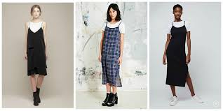 90s dress slip dresses t shirts this 90s trend is back the fashion