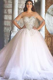 Plus Size Wedding Dress 2017 New Trend Tailor Made Cheap Plus Size Wedding Dresses Uk