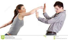 couples fighting attractive young couple fighting stock image image of fear lover