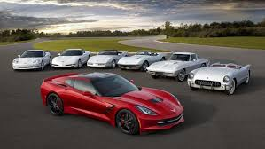 what is the year of the corvette 60 years of corvette