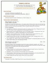 Sample Resume For College Professor by Cover Letter Sample Kindergarten Teacher Resume Sample Resume Pre