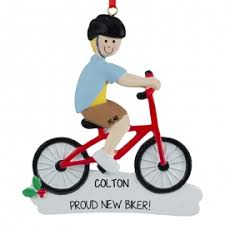 bicycle scooter ornaments for you
