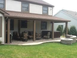 Open Patio Designs Gahanna Oh Open Porch Designs Columbus Decks Porches And Patios