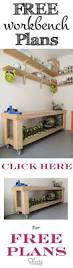 Kids Work Bench Plans Diy Workbench Free Plans Diy Workbench Workbench Plans And Spaces