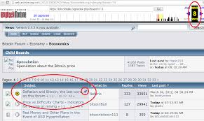 bitcoin forum bitcoin and deflation the last word truthcoin making cheap talk