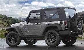 jeep willys wrangler 2015 jeep wrangler willys wheeler automotive design production