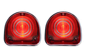 dakota digital led tail lights 1968 impala caprice