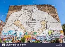 Mural Artist by Germany Berlin East Berlin District Of Kreuzberg Mural Artist