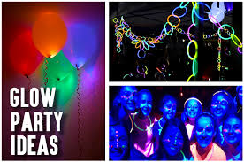 blacklight party ideas glow party ideas andy b s tulsa