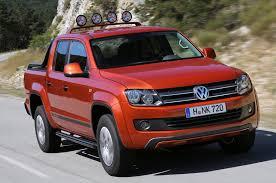 volkswagen truck concept 2014 volkswagen amarok canyon review