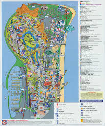 Kings Island Map 2002 Cedar Point Brochure U0026 Park Guide