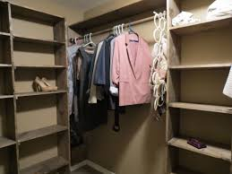 Build A Simple Wood Shelf Unit by How To Customize A Closet For Improved Storage Capacity
