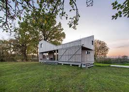 Energy Efficient House Designs Energy Efficient Wooden House Zilvar By Asgk Design