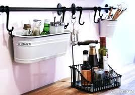 ikea hanging storage ikea kitchen wall storage kitchen hanging storage bakers rack