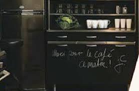 tableau pense b黎e cuisine meuble de cuisine avec peinture a tableau