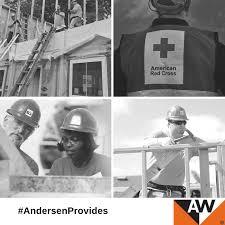 andersen helps the communities impacted by hurricane harvey