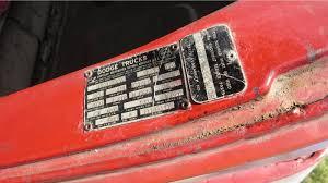 car junkyard michigan junkyard find 1960 dodge d200 with genuine flathead power
