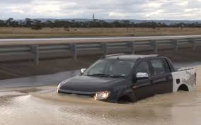Ford Ranger Utility Truck - video find new global ford ranger goes down under u2026water