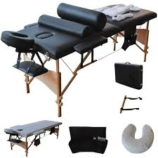 used portable massage table for sale starter portable massage with case for sale deal near you