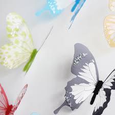 online get cheap butterfly 3d wall mural aliexpress com alibaba 18pcs 3d butterfly sticker art wall mural door decals home decor room 2015 new christmas wedding