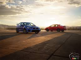 subaru wrx hatchback spoiler all new 2018 subaru wrx and wrx sti unveiled in detroit car news