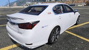 lexus f series cars 2013 lexus gs350 f sport series gta5 mods com