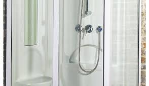shower corner steam shower entertain corner steam shower kits