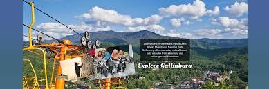 Gatlinburg Map Smoky Mountain Navigator Pigeon Forge Gatlinburg Sevierville Guide