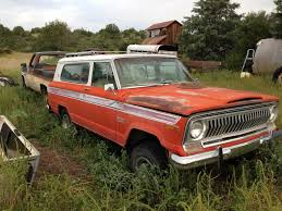 wagoneer jeep lifted 1974 cherokee full size jeep network