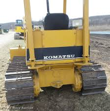 komatsu d21p 6 dozer item da3410 sold april 27 construc