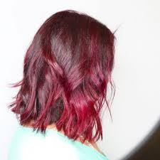 Light Burgundy Hair 50 Best Red Hair Color Ideas U2014 Violet Deep Dark Burgundy