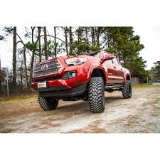 suspension lift kits for toyota tacoma zone offroad products t8 tacoma suspension lift kit 4 4wd 2016