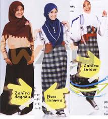 tutorial hijab pashmina untuk anak sekolah tutorial hijab pashmina