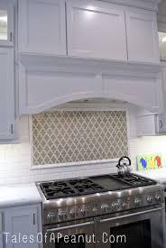 kitchen tile backsplash ideas for behind the range kitchen