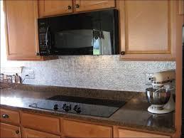 kitchen installing kitchen backsplash metal backsplash glass