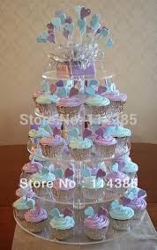 5 tier cupcake stand 5 tier maypole clear acrylic wedding cupcake stand 5 tier
