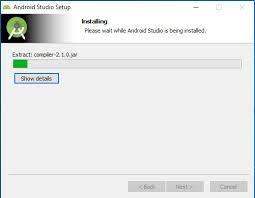 android studio install how to install and setup android studio tutorialwing